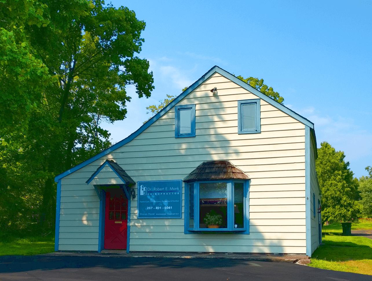 Chiropractor Office In Newtown